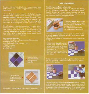 Superior Tile Adhesive : SUPERFIX