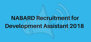 NABARD Recruitment for Development Assistant 2018: Out! Apply Online