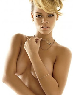 hot barbadian entertainer rihanna