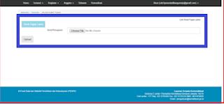 Cara Mudah Update Surat Tugas Operator Sekolah Secara Online