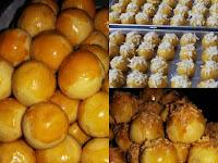 Resep Kue Nastar Gulung isi Nanas Spesial Keju yang Enak, Lembut dan Lumer di Mulut