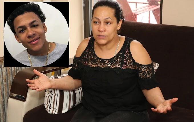 Madre de Lesandro agradece solidaridad masiva de neoyorquinos y resalta eficiencia del NYPD