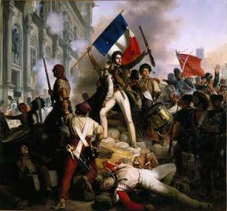 الثورة الفرنسية وليدة فكر الأنوار