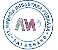 LOKER 4 POSISI PT. MENARA NUSANTARA PERKASA PALEMBANG OKTOBER 2020