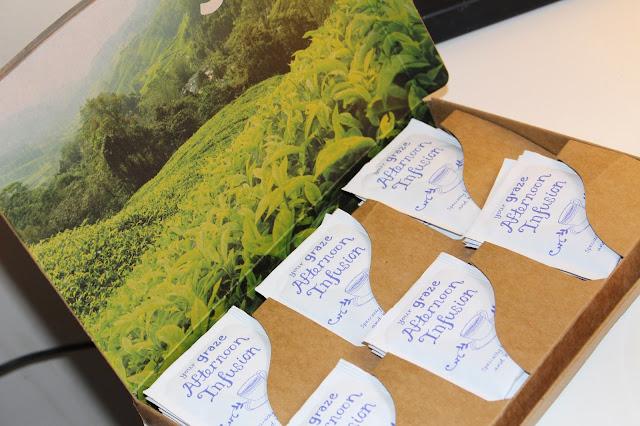 Graze Tea Box Review