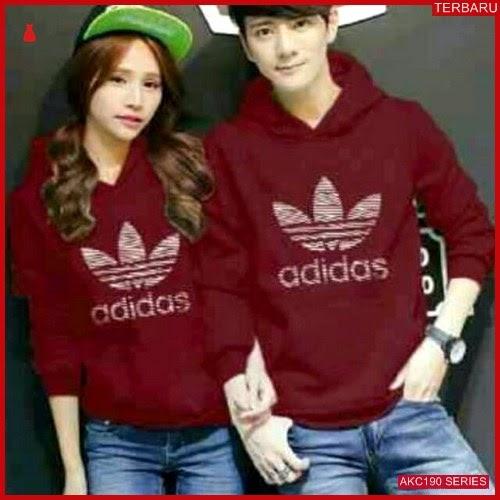 AKC190S37 Sweater Couple Hoodie Anak 190S37 Pasangan Adidas BMGShop
