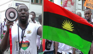 MASSOB, IPOB stage rally to sensitize on sit-at-home order