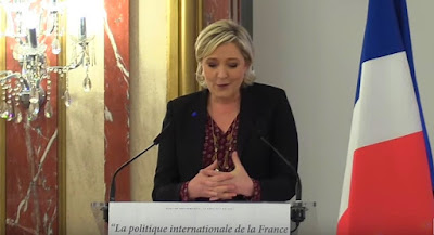 VIDEO. French presidential election 2017: Marine Le Pen's speech on international policy in a multipolar world  dans Culture marine%2Ble%2Bpen%2B2017%2Bpolitique%2Binternationale