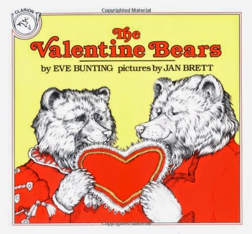 The Valentine Bears, part of children's book review list about Valentine's Day