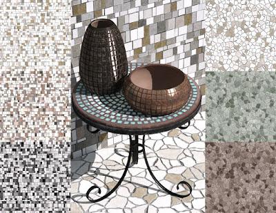 Tiles 2 - Mosaic