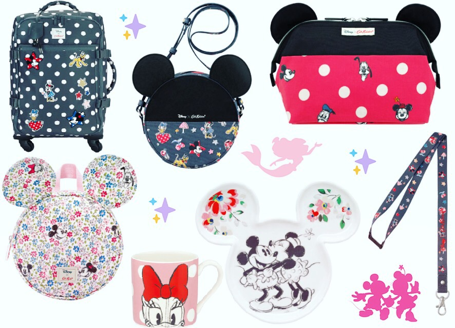 I Haven T Done A Wishlist Post For The Previous Disney X Cath Kidston Collections Because In All Honesty There Hasn Been Much Have Wanted