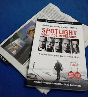 Spotlight Livro