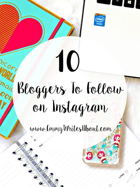 beauty bloggers instagram