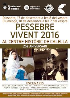 Pessebre Calella