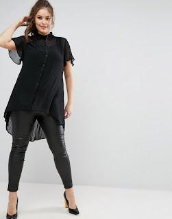 blusas para dama elegantes
