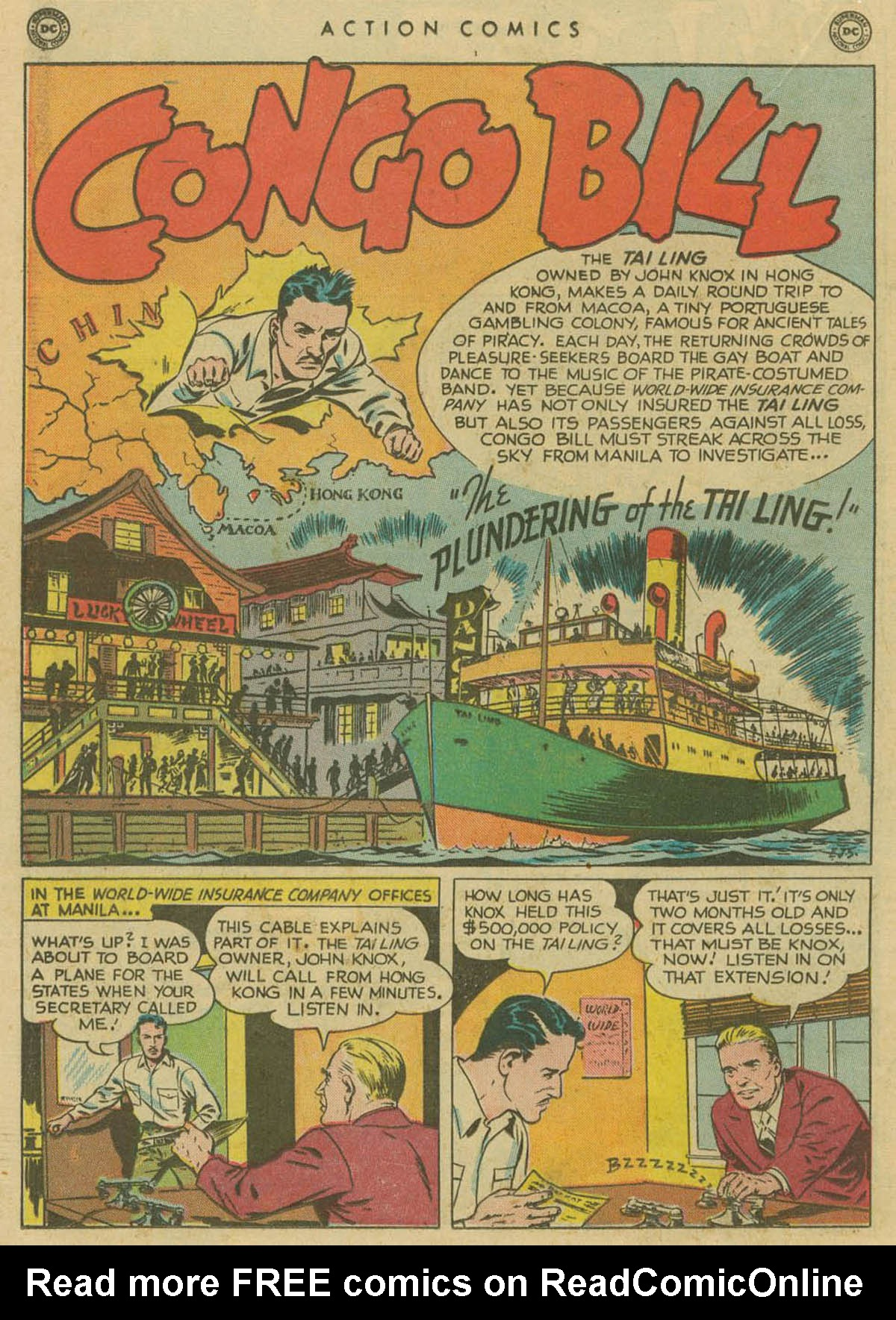 Read online Action Comics (1938) comic -  Issue #141 - 25