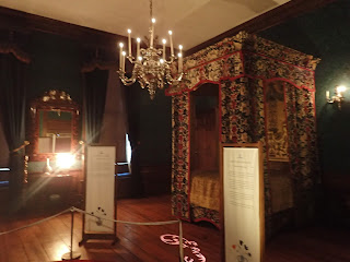 Kensington Palace State Bedroom