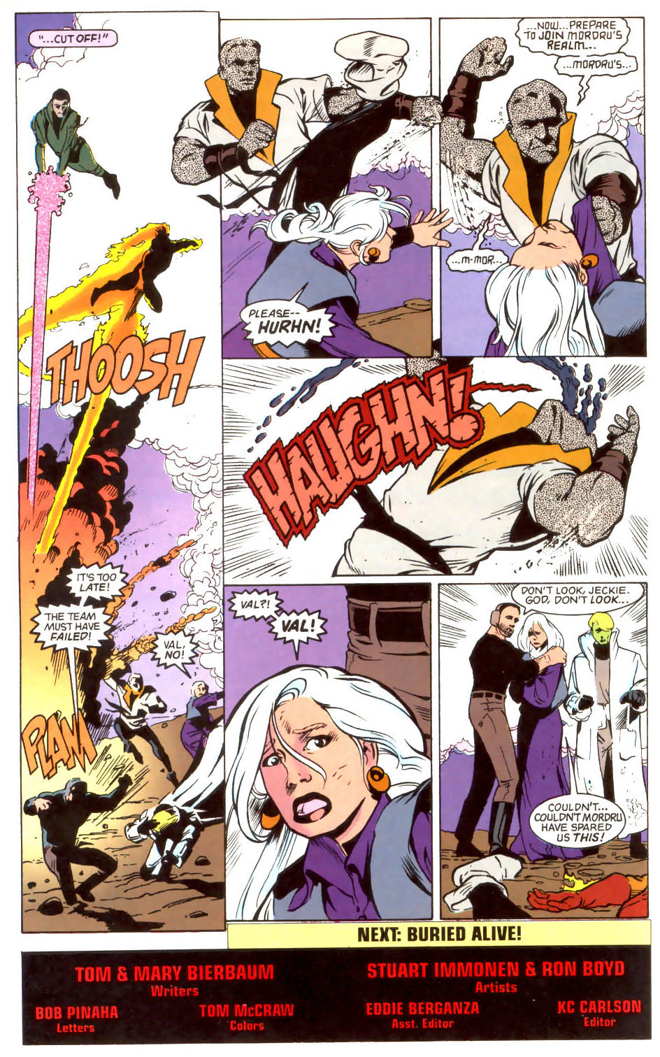 Legion of Super-Heroes (1989) 46 Page 24