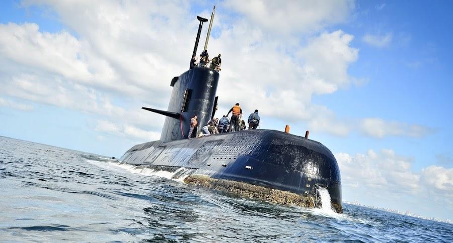 ВМС Аргентини повідомили про коротке замикання на зниклому підводному човні