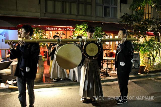 tokyo festival kagurazaka