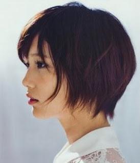 Model Rambut Pendek Wanita 8