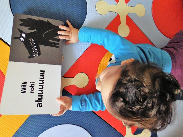 Księga dźwięków - Wilk