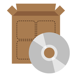 CD Files Folder Icon
