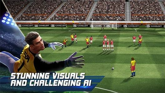 Download Real Football 2018 untuk Android, Java & PC (Updated APK)