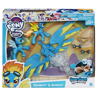 MLP Guardians of Harmony Spitfire and Soarin