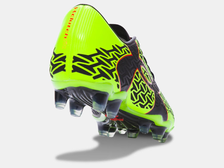 huge discount 54707 4f458 The likes of Jermaine Jones and John Brooks are expected to wear the  striking yellow Under Armour ClutchFit Force football boots at the 2016  Copa America ...