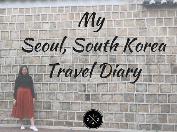 My Seoul 4Days 3Nights Travel Diary