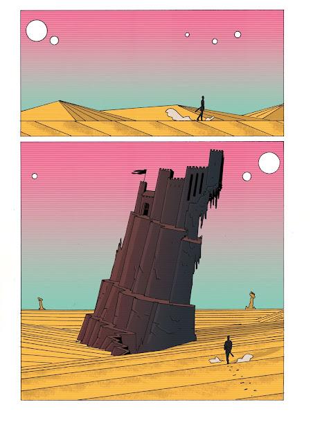 wüste, episch, science, fiction