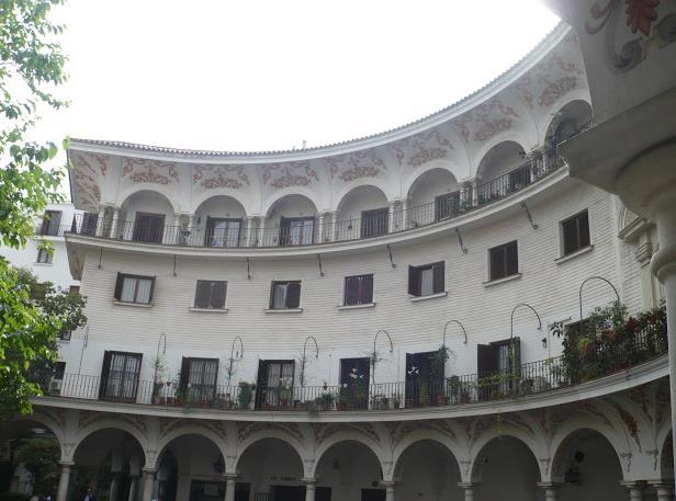 Plaza del Cabildo a Siviglia
