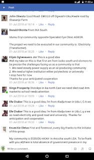 Delta state facebook
