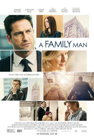 A Family Man [2016] [DVDR] [NTSC] [Latino]