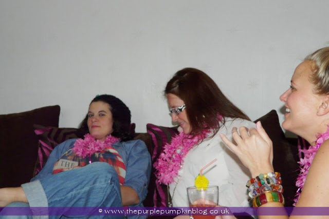 Cocktails & Dreams Hen Party / Bachelorette at The Purple Pumpkin Blog
