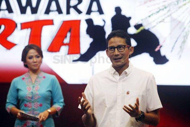Maulid di Monas Bersih dan Tertib, Sandi: Terima Kasih Jamaah