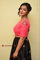 Telugu Actress Mahi Stills at Box Movie Audio Launch  0044.JPG