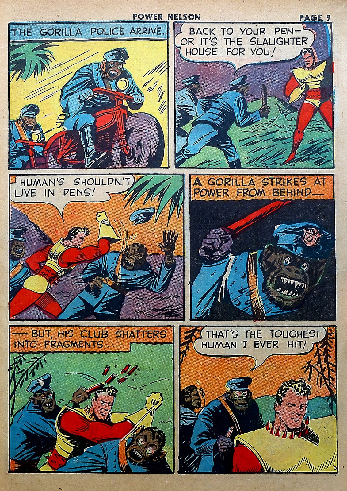 Prize Comics issue 5 - Page 10