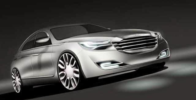 2018 Voiture Neuf ''2018 Chrysler 300 SRT'', Photos, Prix, Date De sortie, Revue, Concept