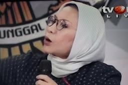 Bela TKA Cina, Permadi Ahoker Habis Disemprot Hajjah Ratna Sarumpaet Di ILC!