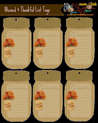 Thankful Lists