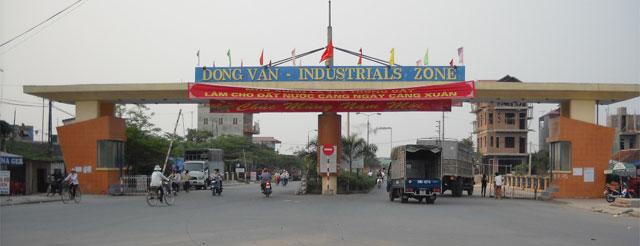 Chuyển hàng đi Hà Nam từ Sài Gòn