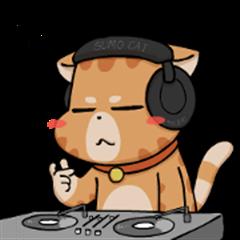 Sumo Cat Animation