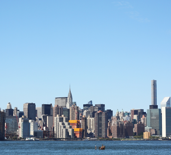 New York City, New York Skyline