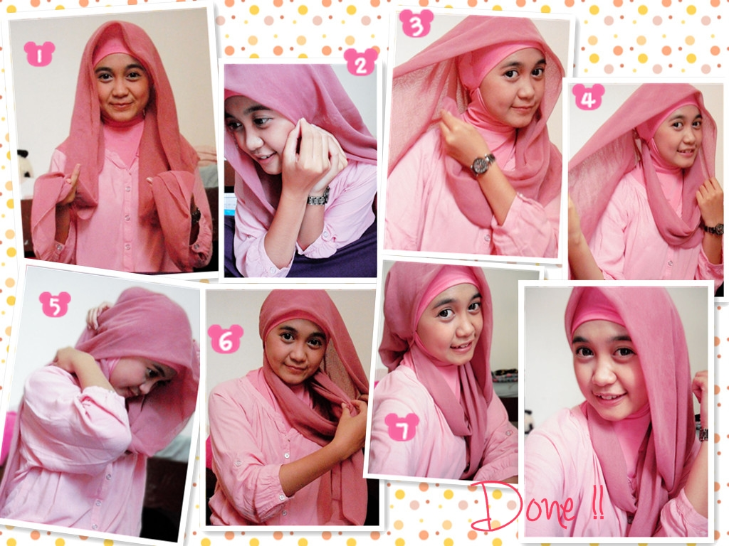 Perlengkapan Hijab Februari 2014