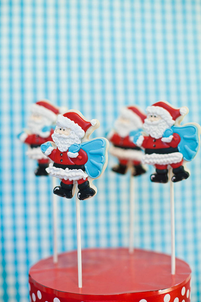 Kara S Party Ideas North Pole Baking Christmas Party