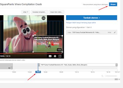 Cara Menambah Link Anotasi End Screen di Akhir Video Youtube 25