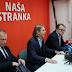NS, SDP-a i DF-a o formiranju vlasti u Kantonu Sarajevo