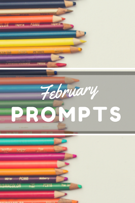 Do you feel the itch to write, but aren't quite sure where to begin? Here are 20 prompts for writing, blogging, journaling to get you through February.